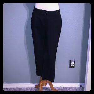 Original Kate spade black stretch ankle pants.